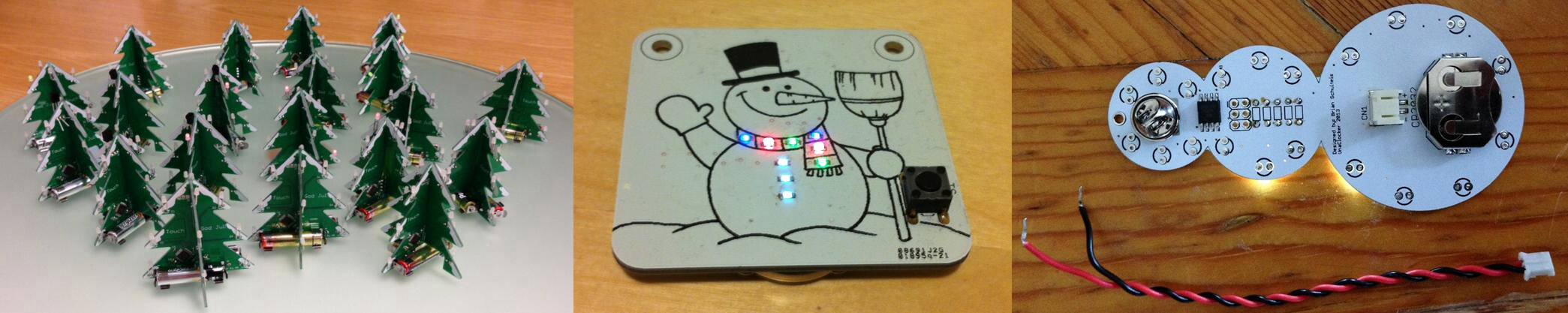 Free PCB Prototyping for Christmas Related Design( Once for Everyone)