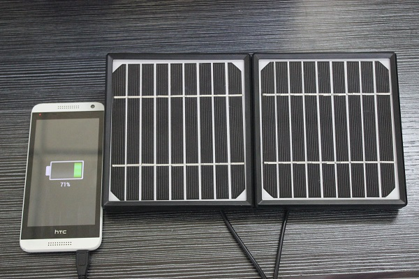 Foldable Solar Panel- 5W 5V