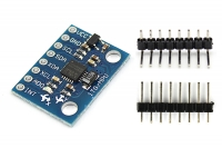Triple Axis Accelerometer & Gyro Breakout - MPU-6050A