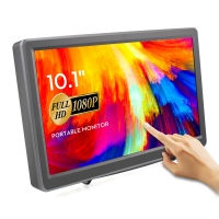 SF101T 10.1 Inch Touchscreen 1920x1080 IPS Monitor for Raspberry Pi
