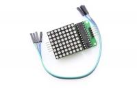 MAX7219 8x8 Matrix Display Module - Red Dot