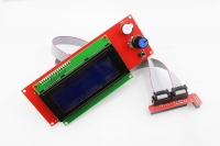 55% OFF! 2004 Smart LCD Controller With Adapter For RepRap Ramps 1.4 3D P