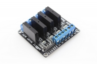 4-Channel Solid State Relay Module