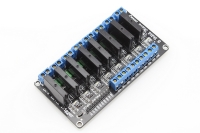 8-Channel Solid State Relay Module