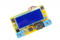 Adjustable DC-DC Step Down Power Supply Module With LCD Display