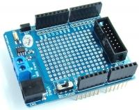 16x32 RGB LED Panel Driver Shield
