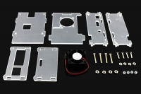 Acrylic Enclosure Kit_A for Raspberry Pi B+