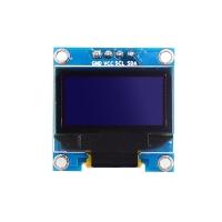 """I2C 0.96"""" OLED 128x64- Blue"""