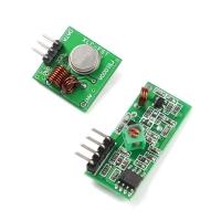 433Mhz RF Transmitting Receiver Module