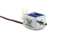 Electric 2-Position 3 Way 12V Micro Solenoid Valve for Gas