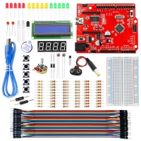 Beginner - Basic Kit for Arduino (With Crowduino)