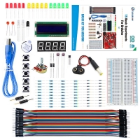 Beginner - Basic Kit for Arduino with Guide Book