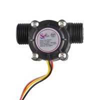 "Crowtail- G1/2"" Water Flow Sensor 2.0"