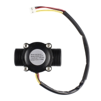 "Crowtail- G3/4"" Water Flow Sensor 2.0"