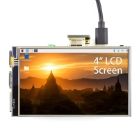 RR040I 4 inch HD 800x480 Resolution IPS TFT Touch Screen Display for Raspberry Pi