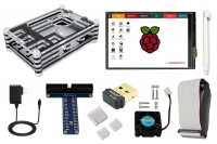 Elecrow Starter Kit for Raspberry Pi Model B+/ 2B/3B(with Power Supply)