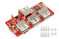 USB Hub& Powermanager for RPI Zero