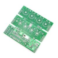 Warm Tube Clock v2 PCB Board