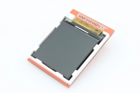 "1.44"" 128x 128 TFT LCD with SPI Interface"