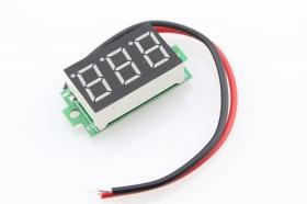 Mini Voltage Meter- 3.2V-30V