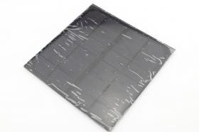 Monocrystal Solar Panel- 3W 6V