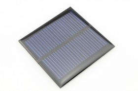 Solar Panel- 0.6W 5.5V