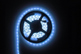 White/ Red/ Green/ Blue/ Yellow LED Waterproof Flexi-Strip - 60 LED-1m