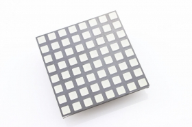 60mm Square 8*8 LED Matrix - Square RGB LED(Square-Dot)