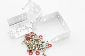 Bracket Kit For Servo - Silvery