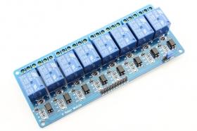 8-Channel Relay Module-10A