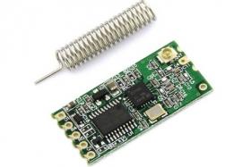 434Mhz Serial RF Module HC-11 (1-40M)