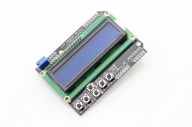 LCD Keypad Shield For Arduino