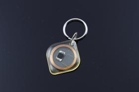 NFC Tag - Clear Diamond (MIFARE Classic 13.56MHz/1K S50)