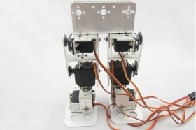 40% OFF! Biped Robot Kit (Without Servo)