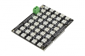 NeoPixel Shield- WS2812 RGB LED Matrix