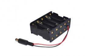 Battery Holder - 10 x AA
