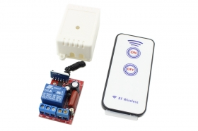 1 Channel RF Remote Control Module AC 110V - 220V