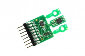TSYS01 Temperature Sensor Board
