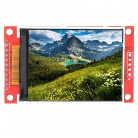 2.2inch TFT LCD Color Screen Display Module 240X320 Serial Port