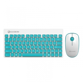 2.4GHz USB Wireless Keyboard and Mouse Combo for Notebook/PC  RaspberryPi CrowPi
