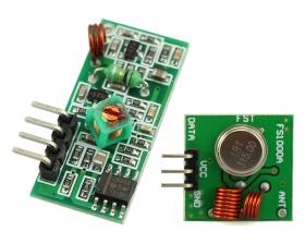 315Mhz RF Transmitting Receiver Module
