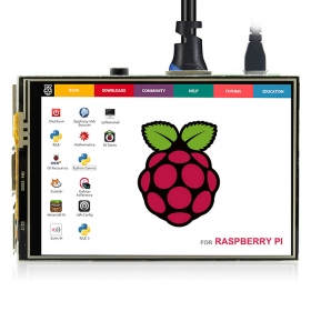 Elecrow RR035 3.5 Inch 480x320 TFT Display with Touch Screen for Raspberry Pi
