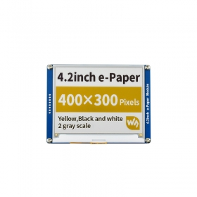 4.2inch E-Ink 400x300 Display Module Three-color