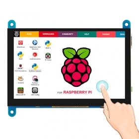 Elecrow RC050 5 inch HDMI 800 x 480 Capacitive Touch LCD Display for Raspberry Pi/ PC/ SONY PS4