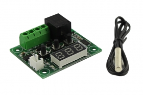W1209 High-precision Digital Thermostat Incubator Temperature Controller