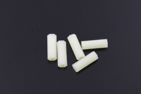 M2.5* 15mm Nylon Cylinders- Raspberry Pi Model B+ Compatible
