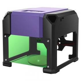 AC110-240V 3000mW Laser Engraver DIY Handicraft Wood Burning Tools