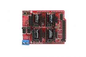 Arduino CNC Shield V3.51 - GRBL v0.9 compatible - Uses Pololu Drivers