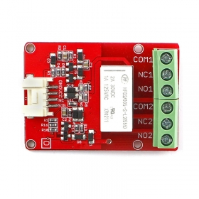 Crowtail- Dual Coil Latching Relay Module 2.0