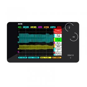 DS212- Portable 2-CH Open Source Oscilloscope